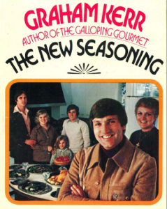 Graham Kerr book - The New Seasoning